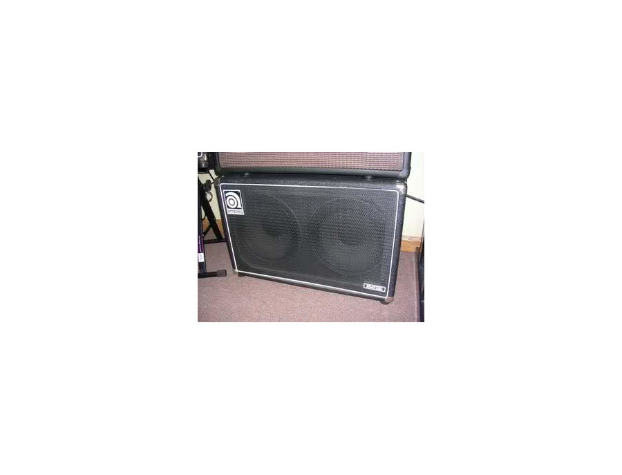Ampeg 2x12 Cabinet