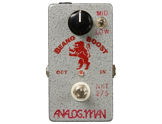 Analog Man Beano Boost