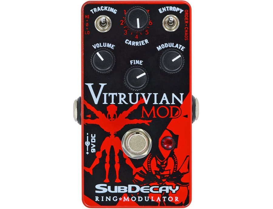Subdecay Vitruvian Mod