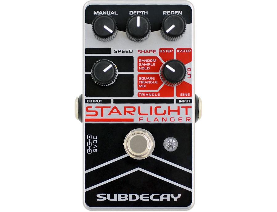 Subdecay Starlight