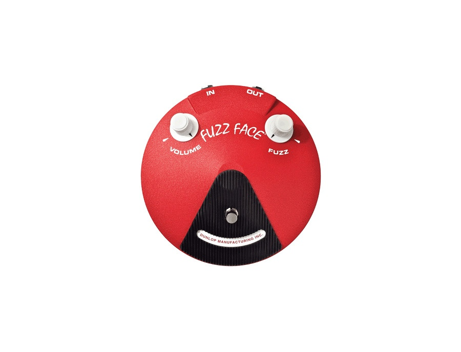 Dunlop JHF3 Band Of Gypsy's Fuzz Face