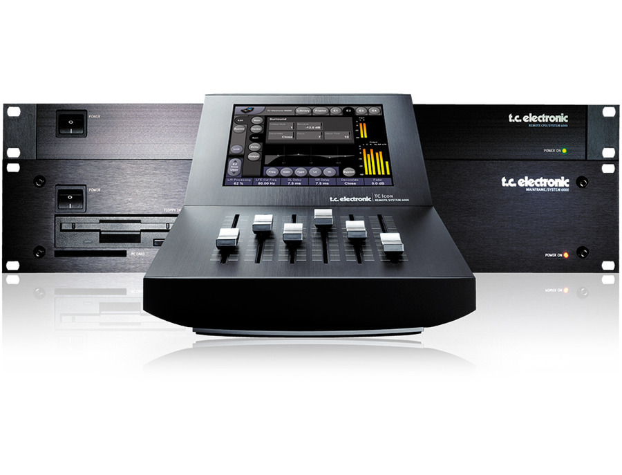 TC Electronic Reverb 6000