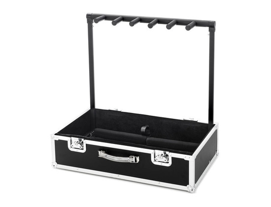 Rockcase Pedal Packer with Guitarstand