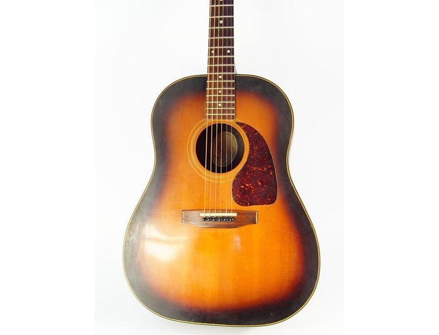 Gibson J25 VS