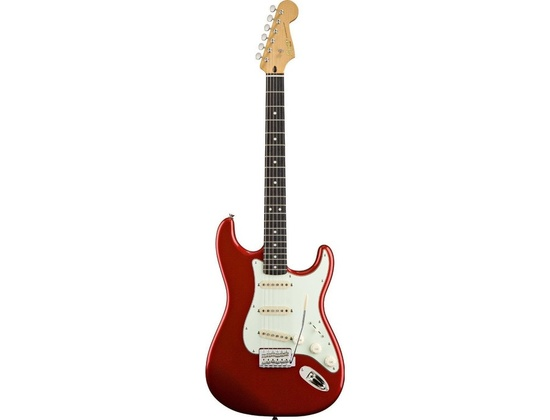 Squier Classic Vibe Stratocaster 60s, Candy Apple Red