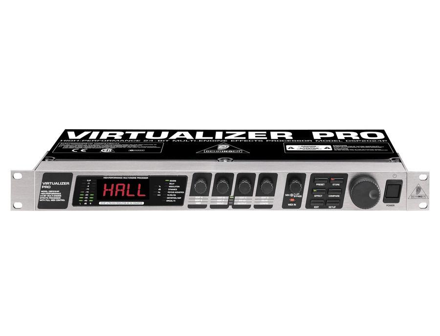 Behringer DSP2024P Virtualizer Pro