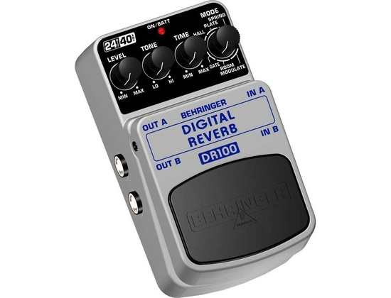 Behringer DR100 Digital Reverb