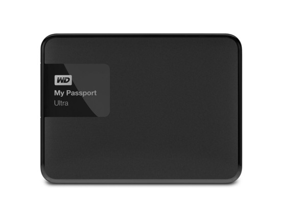 Western Digital My Passport Ultra Portable HD