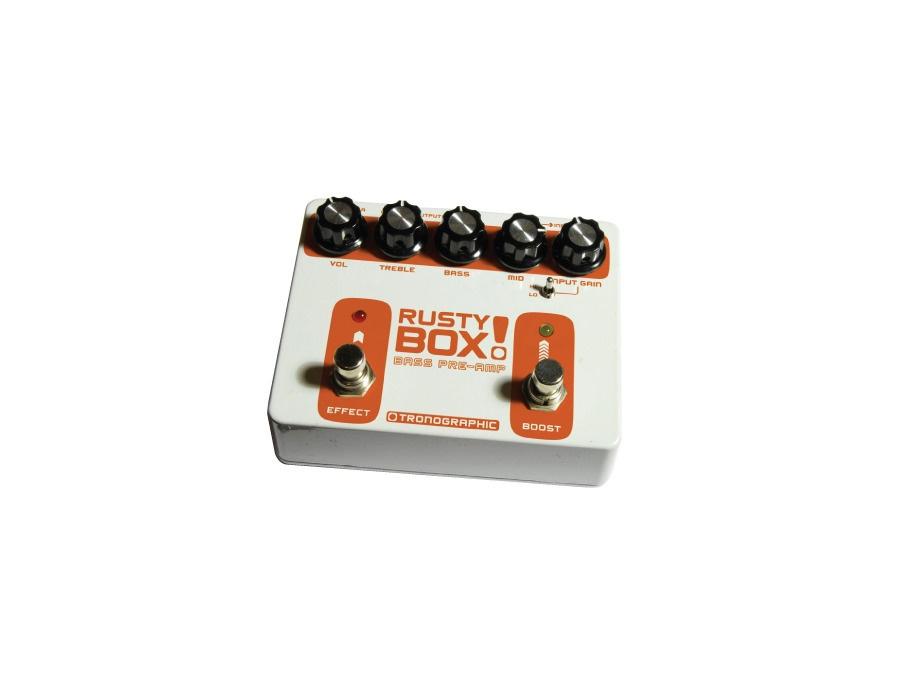 Tronographic Rusty Box