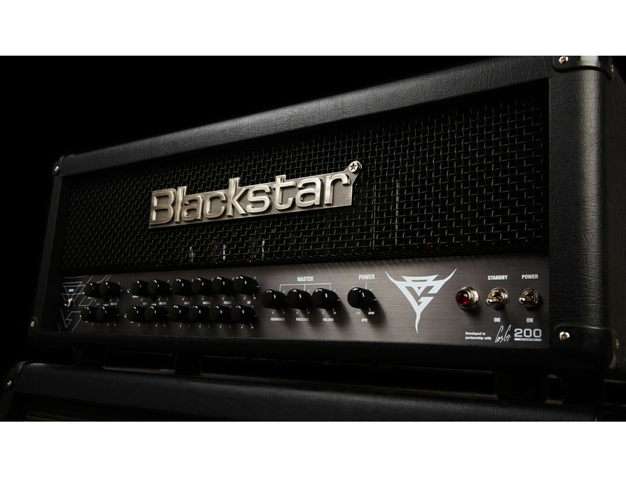 Blackstar Series One Blackfire 200