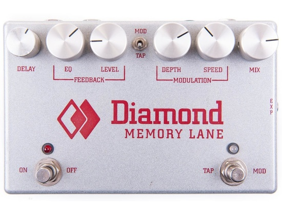 Diamond Memory Lane