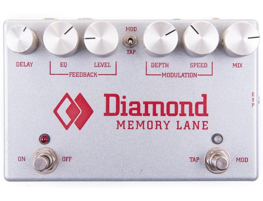Diamond Memory Lane