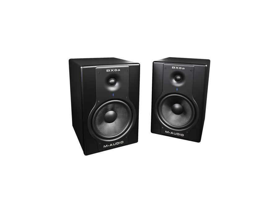 M-Audio Studiophile BX8a Deluxe Active Studio Monitor