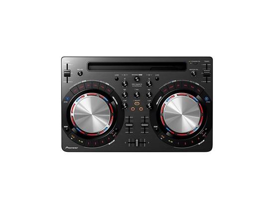 Pioneer DDJ-WEGO3 Compact DJ Controller with iOS Compatibility