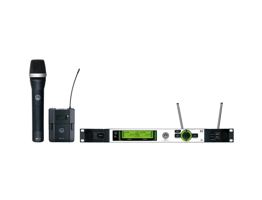 DMS700 V2 (DISCONTINUED) REFERENCE DIGITAL WIRELESS MICROPHONE SYSTEM