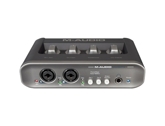 Avid M-Audio MobilePre USB Audio Interface