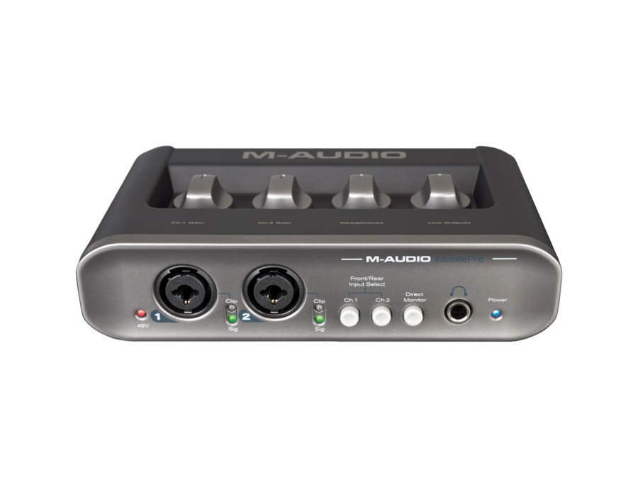Avid m audio mobilepre usb audio interface xl