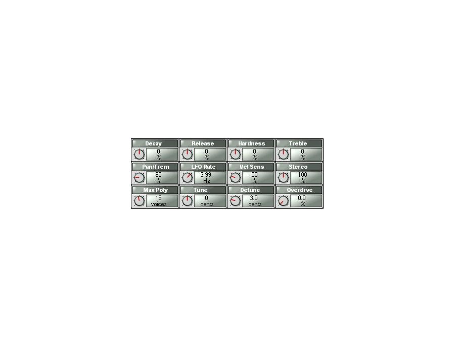 Mda epiano software piano plugin xl