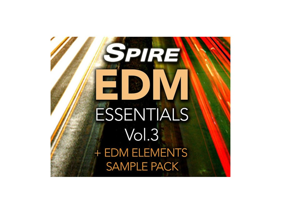 REVEAL SOUND EDM VOL. 3 SAMPLE PACK