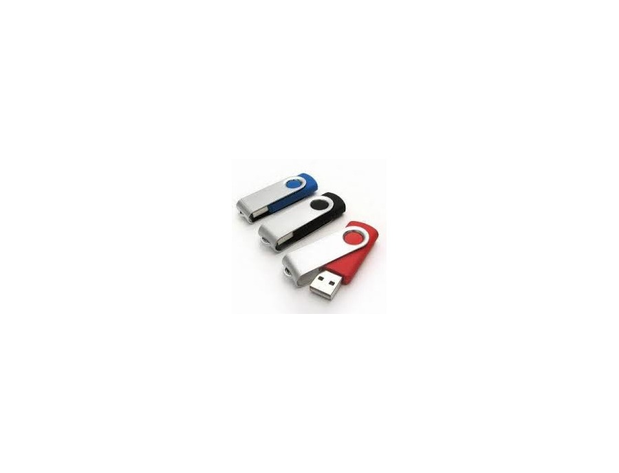 3X 128 GB FLASH DRIVES