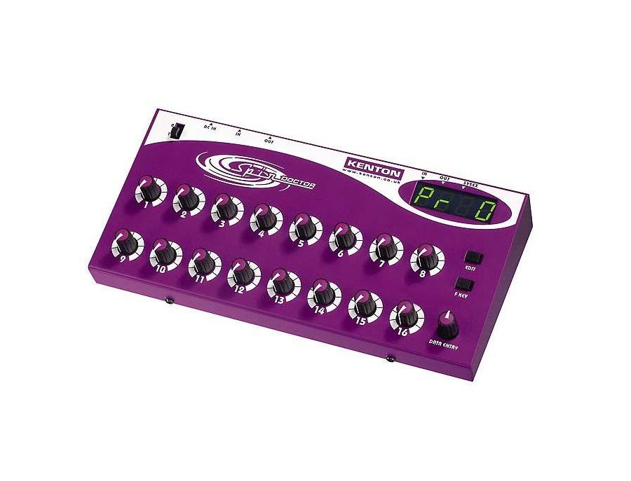 Kenton Spin Doctor MIDI controller
