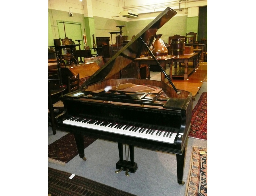 gaveau baby grand piano