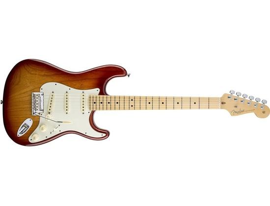 Fender American Standard Stratocaster SSS Sienna Sunburst
