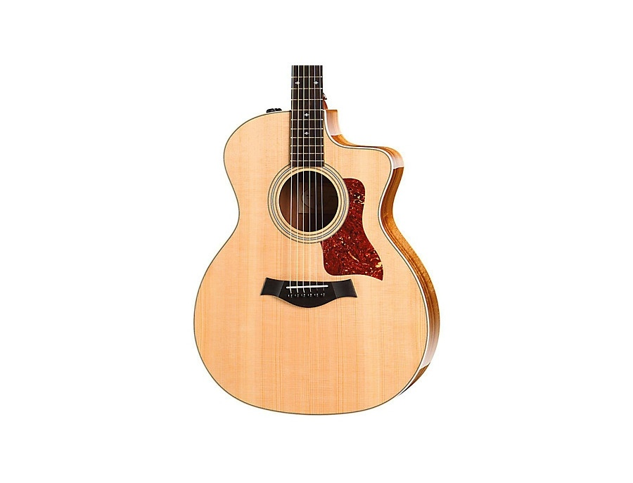 Taylor 214CE Koa Deluxe Grand Auditorium