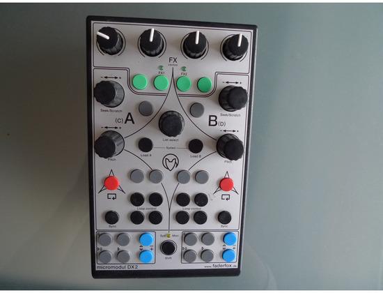 Faderfox Micromodul DX2