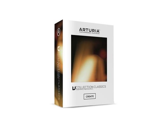 Arturia V Collection Classics
