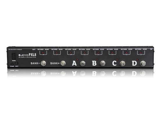 Joyo PXL-8 Programmable Looper/Switcher