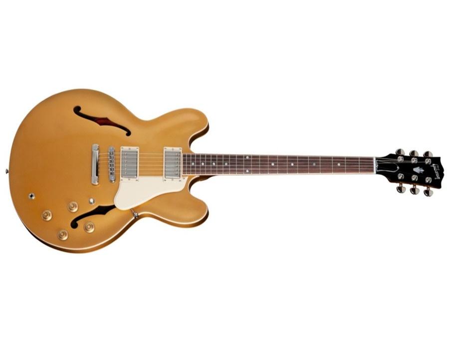 Gibson Memphis ES-335 Goldtop