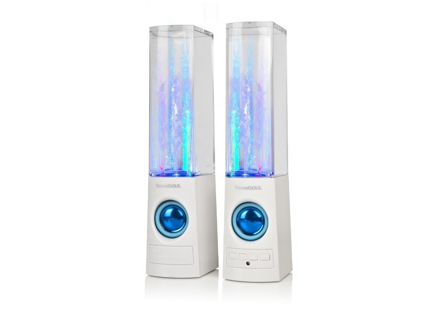 SoundSOUL Dancing Water Speakers