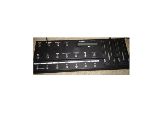 FBX Custom Foot Controller