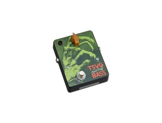 TSVG Hard Stuff Bass Effects Pedal
