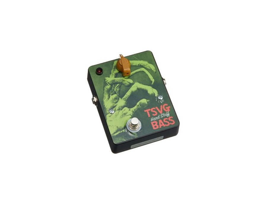 TSVG Hard Stuff Bass Effects Pedal