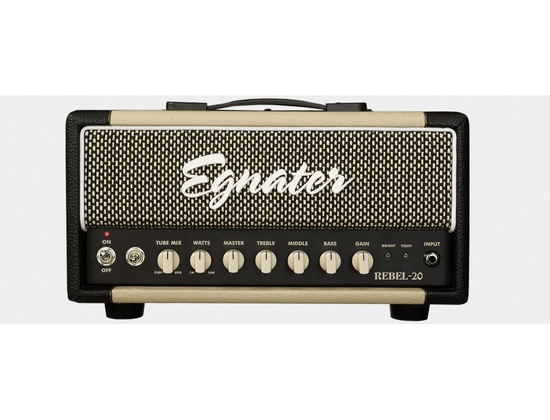 Egnater Rebel 20 head