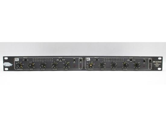 Drawmer DL221 Two Channel Compressor/Limiter