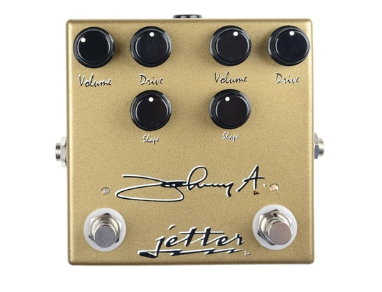 Jetter Gear Johnny A Overdrive Pedal