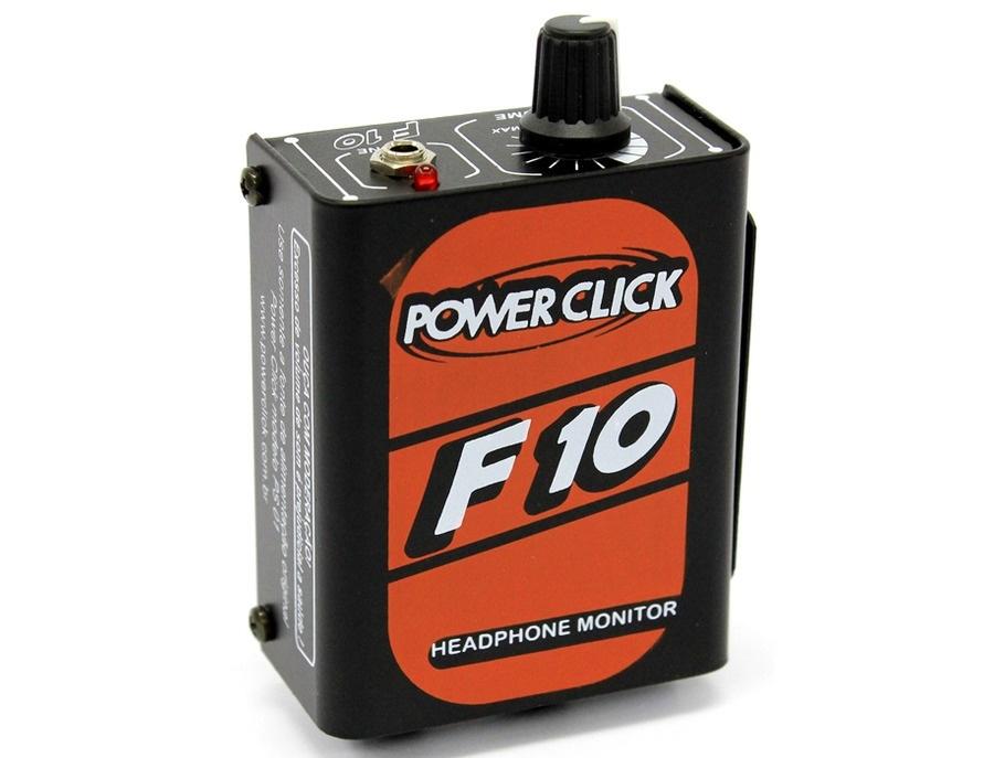 Powerclick F10 Headphones Monitor