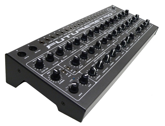 Future Retro XS Synthesizer