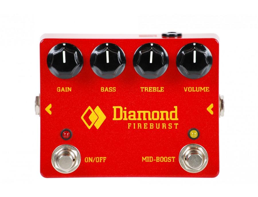 Diamond Fireburst Fuzz