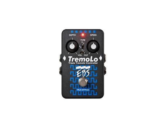 EBS TremoLo Triple Tremolo Controller