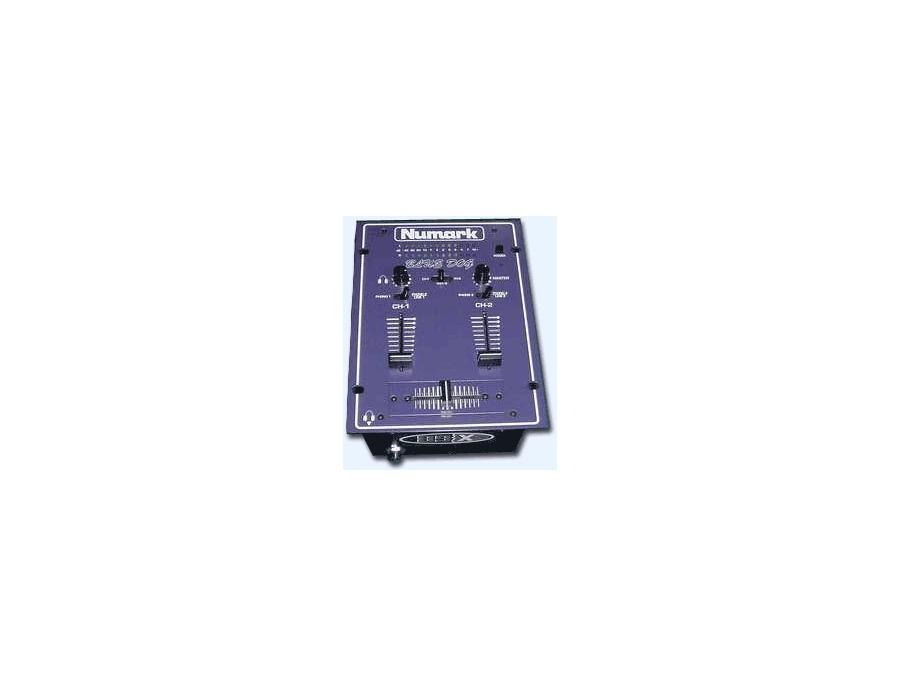 Numark Blue Dog DM900 2 Channel Mixing board
