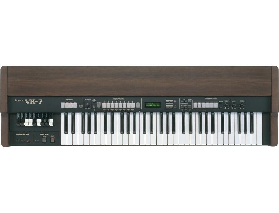 Roland VK-7 Clonewheel Organ