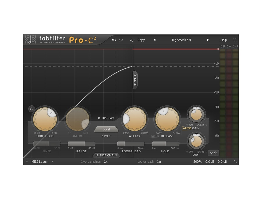 Fabfilter Pro-C 2 Reviews & Prices | Equipboard®