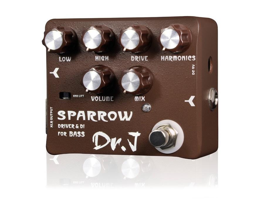 Dr. J Sparrow Bass Driver & DI