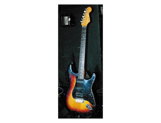 Avi Ludmer's '82 Fender Stratocaster Reissue