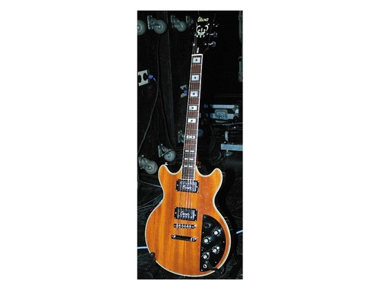 Ludmer's early-'70s Ibanez  Artist