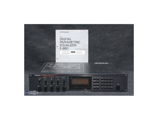 Roland E-660 Digital EQ